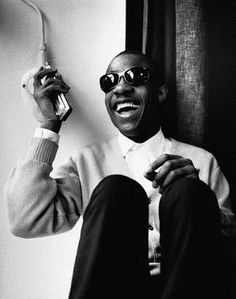 The phenomenal Stevie Wonder. He's still got it... hopefully seeing him at a festival later this year. :}