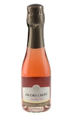 #Jacobs Creek Sparkling Rose NV South Eastern Australia 200ml - 24 Bottles Pinot Noir Grapes, Light Pink Color, Sparkling Wine, Red Berries, South Australia, Wine Tasting, Wines, Bottles, Rose