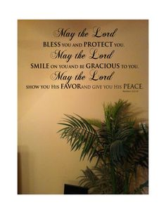 14 x 27 May The LORD Bless You and Keep You by designstudiosigns, $35.00***LITTLE PRAYER I PRAY EVERY DAY..TO KEEP ME AND FAMILY SAFE..***