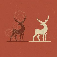 Awesome Circle Animal Logos With Tom Anders Watkins