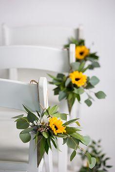 Sunflower Wedding Decor Ideas