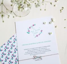 Diseño con flores - All Lovely Party
