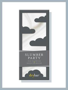 Drybar Slumber Party Silk Pillowcase | allure.com