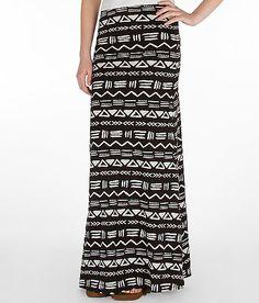 Billabong Anina Maxi Skirt got this from Buckle!! So cute!