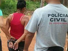 O ASSUNTO É... Ronda Policial: Mulher é presa suspeita de envolvimento em tortura...