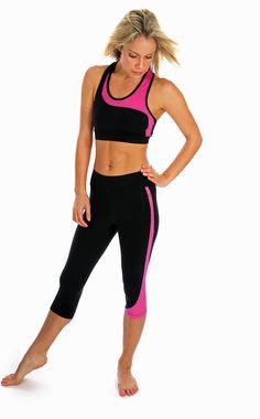 Margarita Raspberry Sensation Leggings | Daisy Fitness Wear