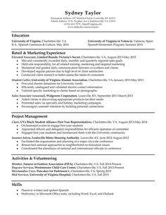Caregiver Sample Resumes Captivating Resume Examples Of Experience  Pinterest  Resume Examples Sample .