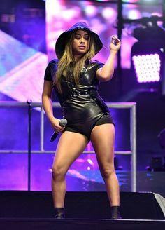 Fifth Harmony on stage at #WangoTango