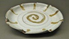 Large Nuka Platter with Iron (sku 78)