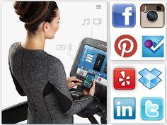Consola Discover con acceso a internet, concecion a Iphone, Ipad, Android y redes sociales