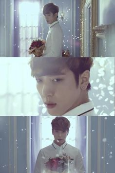 Cnblue YH can't stop MV