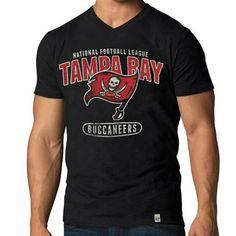47 Brand Tampa Bay Buccaneers JV Scrum Spring T-Shirt - Black 343a9b2e368