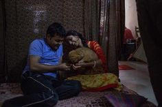 New Delhi (AFP) - Vandna left everything behind when she fled her parents' home in India to be with the man she loved, giving up family, friends and the studies she hoped would help her become a teacher.
