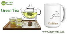 Green Tea Benefits, Sugar Bowl, Caffeine, Bowl Set, How To Make, Green Tea Advantages