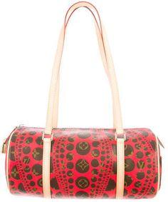 Louis Vuitton Pumpkin Dots Papillon 30