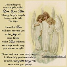 Sending some angels.....