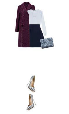 """Pretty Box Clutches"" by fashionbrownies ❤ liked on Polyvore featuring Diane Von Furstenberg, Casadei, IRIS VON ARNIM, KC Designs, Miu Miu, Jimmy Choo, women's clothing, women's fashion, women and female"