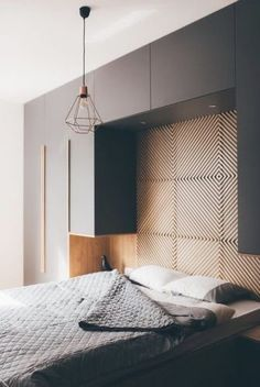 10 Simple Narrow Bedroom Designs You Must Try In Your Small House – Design room Wardrobe Door Designs, Wardrobe Design Bedroom, Bedroom Bed Design, Bedroom Furniture Design, Home Bedroom, Modern Bedroom, Bedroom Decor, Bedroom Ideas, Minimal Bedroom