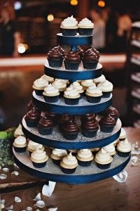 blast from the past! cupcakes we made for a glam wedding in Seattle, 2009