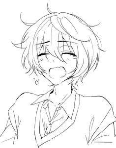 あんスタlog13 [28] Sketches, Anime Drawings Boy, Anime Drawings Sketches, Art Poses, Boy Sketch, Anime Sketch, Anime Drawings Tutorials, Anime Character Design, Anime Lineart