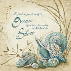 Walk on The Beach by Charlene Olson Seashell Sign Framed Art Print Picture Wall Decor Sea Pictures, Print Pictures, Nautical Pictures, Framed Art Prints, Fine Art Prints, Framed Wall, Art Plage, Images Vintage, Poster Art