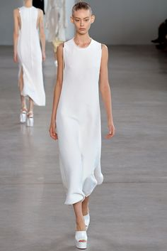 Spring 2015 Ready-to-Wear - Calvin Klein Collection