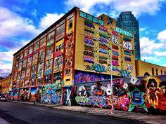 5Pointz  Location: Queens, New York  #GlobalFavorites