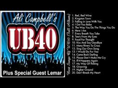 UB40's Greatest Hits   Best Songs Of UB40 top 30 best song 2015