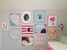 Project Nursery - gallery wall1