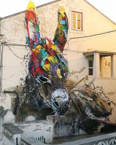 """""""Bordalo II"""" 