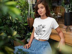 Feminist shirt - Women - Slogan womens tshirt - feminism t shirt - gift for her Sailor Moon Shirt, Women Slogan, Feminist Shirt, Laid Back Style, T Shirt And Shorts, Casual Elegance, Short Sleeve Tee, Just For You, Unisex