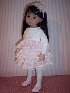 "Little Darling 13"" Outfit Doll 