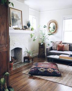 A Paris Un Appartement Classique Au Look Bohme PLANETE DECO