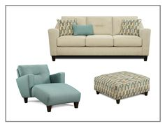 Bodie Living Room Set by Fusion at Crowley Furniture in Kansas City