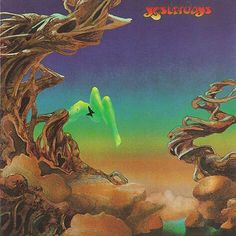 Yes released 'Yesterdays' today in #music #history, 27 February #1975. #Yes #rock #70s #Spinogle
