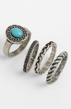 Stackable Rings $10