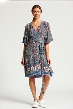 Marrakech Kimono Dress