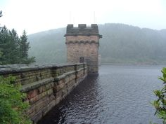 Derwent Dam,  Peak District