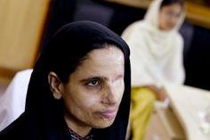 "Oscar winning documentary ""saving Face"" stopping acid attacks"