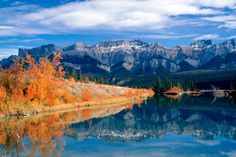 Jasper National Park in Alberta, Canada | 20 Places To Go Camping Before You Die