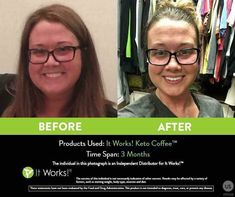 keto fat burning coffee it works It Works Global, My It Works, What Is Odd, It Works Marketing, Keto Coffee Recipe, Skinny Coffee, It Works Distributor, It Works Products, 90 Day Challenge