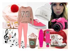 """mais ou menos ao estilo da pipas nao???"" by laurinha-peca ❤ liked on Polyvore featuring Music Notes, Vans, Reebok, Ted Baker, Current/Elliott, Pentax and H&M"