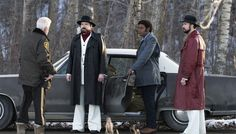 Best of TV 2015: Fargo (1st place). Season 2 was pretty much the best thing ever made for television, only rivaled by Breaking Bad. 10/10