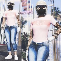 Gta 5 Online, Grand Theft Auto, Female Outfits, Clothes For Women, Creativity, Outfit Ideas, Draw, Videos, Female Costumes