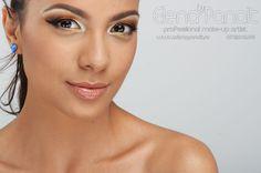 #Makeup realizat de #ElenaPanait