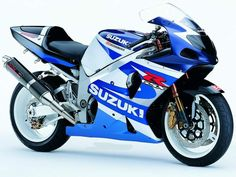 Suzuki GSXR - this was also 1 of the 3 bikes I wanted.  Actually there were 4.