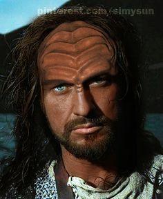 Klingon look for Gerard Butler Gerard Butler, Star Trek Rpg, Photoshop, Sci Fi, Sun, Stars, Science Fiction, Sterne, Star
