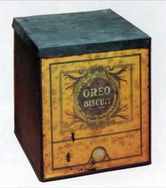 The National Biscuit Company started selling Oreos on March 6, 1912.    (my fav cookie)