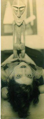 Portrait de Simone Kahn (Man Ray, 1927)ƸӜƷ ღ .¸¸.•*¨*•✿ƸӜƷ✿ ♪ƸӜƷ❣  ♛♪  #Sg33¡¡¡  ✿ ❀¸¸¸.•*´¯` #SweEts ¡¡¡ ✿