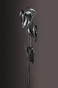 Indoor Accessories |interior contemporary handmade metal sculpture